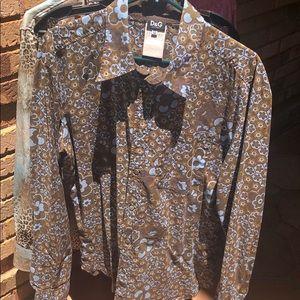 D&G Dress Shirt